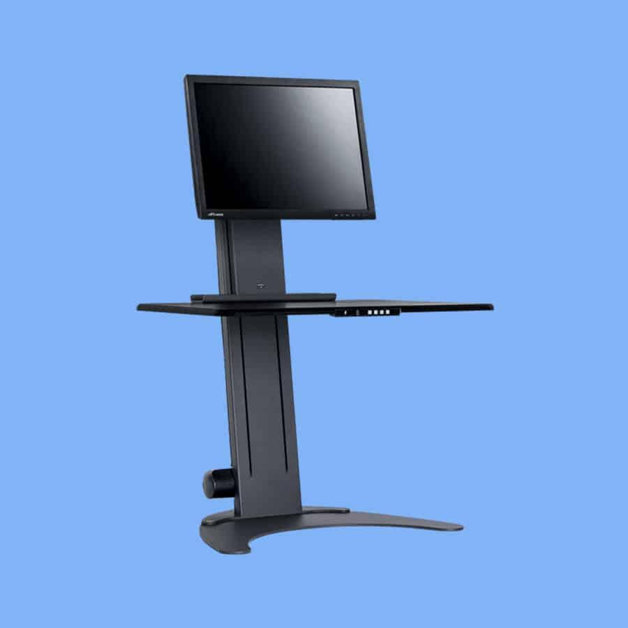 altizen pro sit stand desk converter