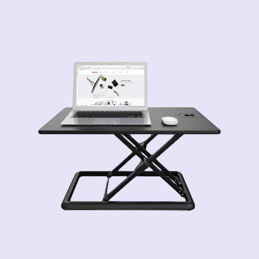 takeaseat ergonomic laptop desk